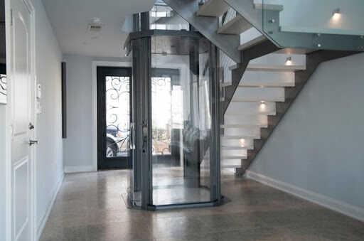 đặc điểm của thang máy gia đình không cần hố pít