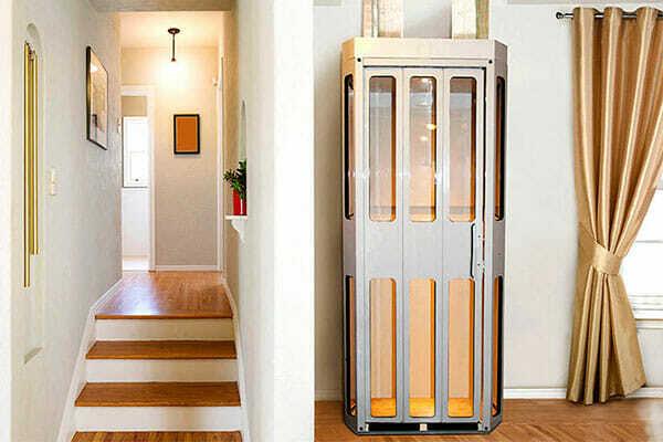 Đặc điểm của thang máy gia đình loại nhỏ